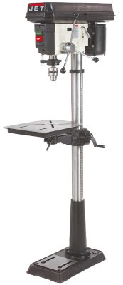 "JDP-15MF, 15"" Floor Mount Drill Press"