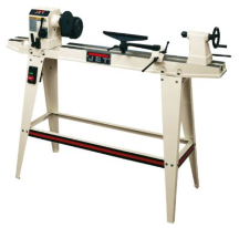 "JWL-1236, 12"" x 34-1/2"" Wood Lathe with Stand, 3/4HP, 1Ph, 115/230V"