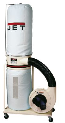 DC-1100A, 1-1/2HP, 1Ph Dust Collector w/Bag Kit