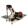 "1"" x 42"" BENCH BELT & DISC SANDER - JET"